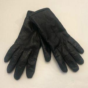Fownes ladies genuine leather gloves